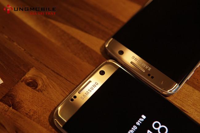Galaxy S7 Edge Chính Hãng 32GB Likenew