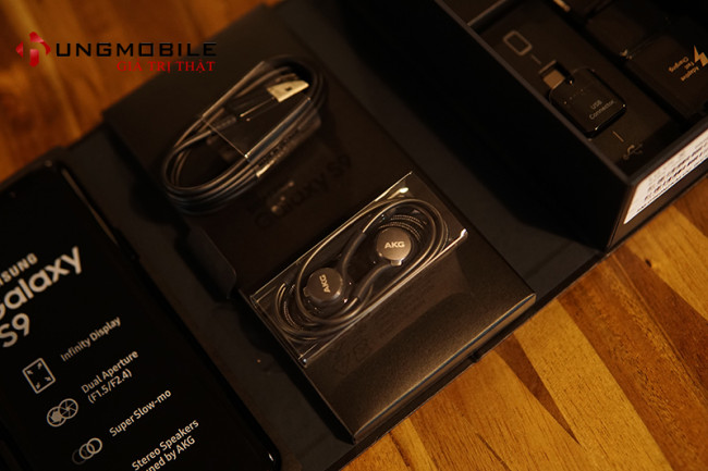 Galaxy S9 Hàn 64GB Mới Fullbox (ĐBH)