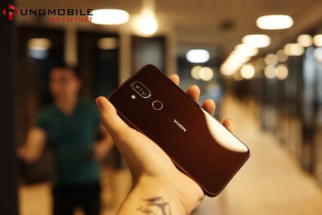 Nokia X7 (2018) 6GB/64GB Máy Likenew Fullbox