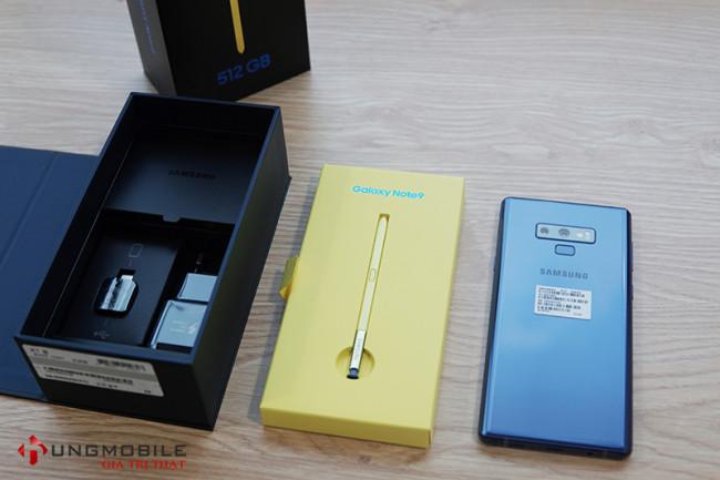 Galaxy Note 9 Hàn 512GB Mới Fullbox (ĐBH)