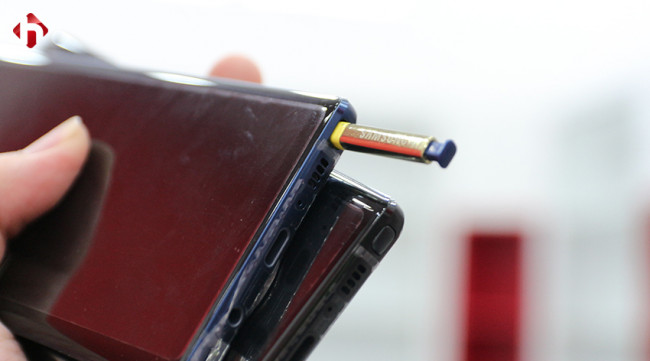 Galaxy Note 9 Mỹ 128GB Mới (ĐBH)