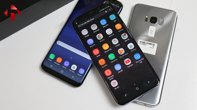 Galaxy S8 64GB Hàn Likenew Fullbox
