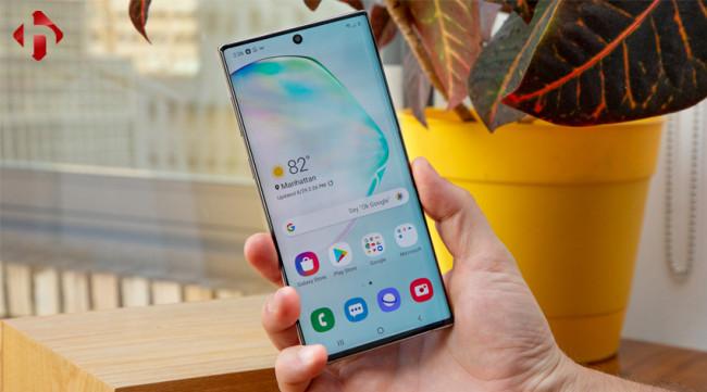 Galaxy Note 10 Chính Hãng 256GB Mới Nguyên Seal