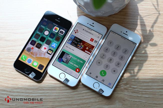 iPhone SE 16GB Quốc Tế Likenew (Đẹp 99%)