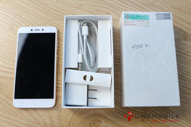 Xiaomi Redmi 4X 16GB (Ram 2GB) Mới 100%, Fullbox (hết hàng)