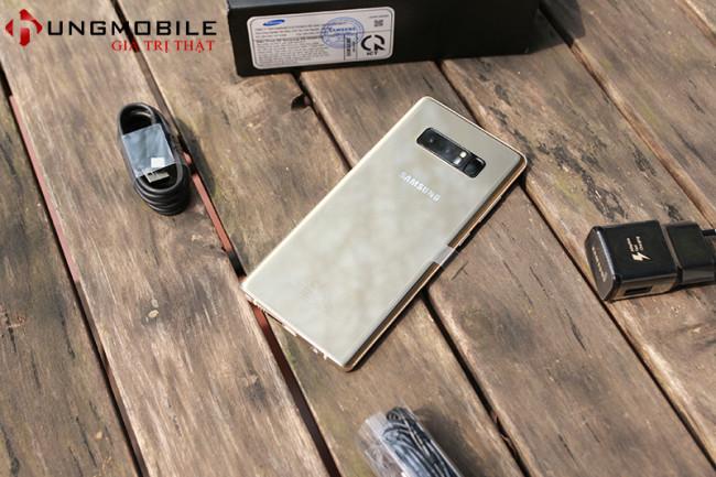 Galaxy Note 8 Chính Hãng Likenew Fullbox