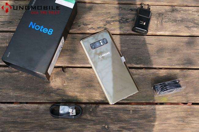 Galaxy Note 8 Quốc Tế 2 Sim 64GB Mới (ĐBH)
