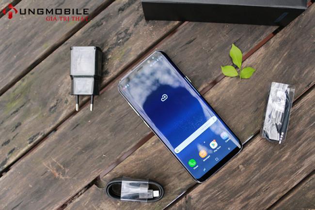Galaxy S8 Quốc Tế 64GB Mới Fullbox (ĐBH)