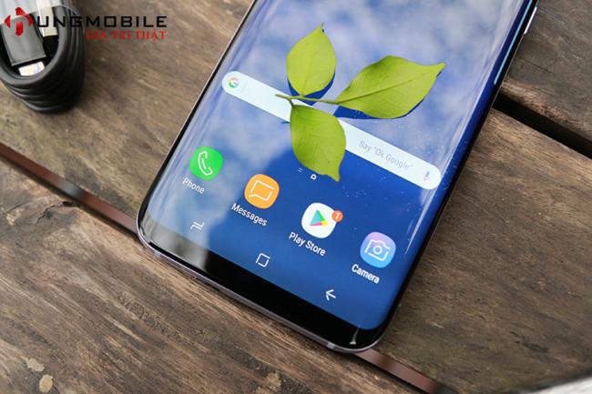 Galaxy S8 Plus Mỹ 64GB Mới Fullbox (ĐBH)