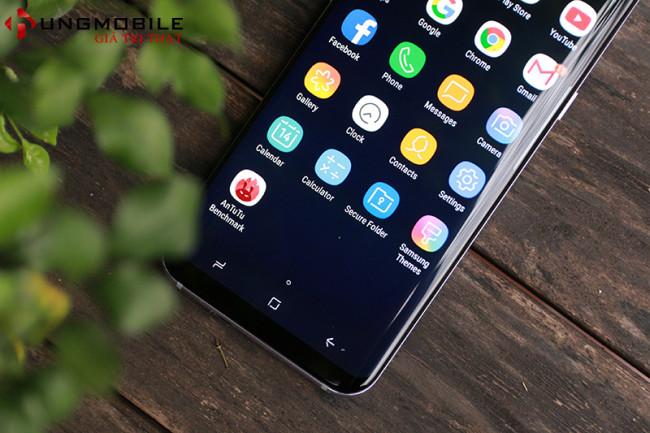 Galaxy S8 Mỹ 64GB Mới Fullbox (ĐBH)