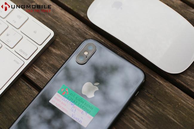 iPhone X 256GB Mới 100% Đổi Bảo Hành (Chưa Active)