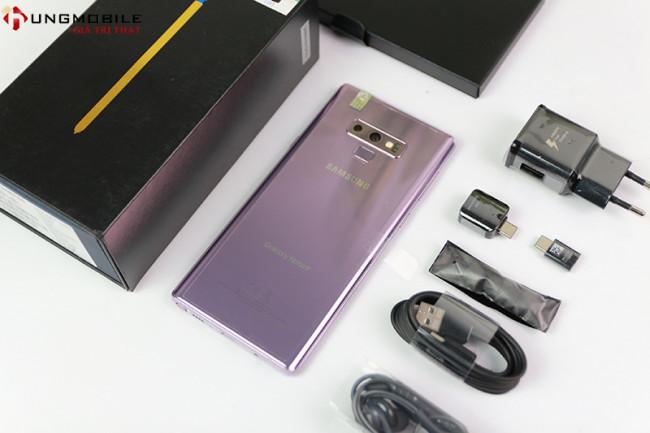 Galaxy Note 9 Mỹ 512GB Mới (ĐBH)