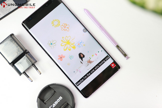 Galaxy Note 9 Quốc Tế 2 SIM Mới 100% (ĐBH)