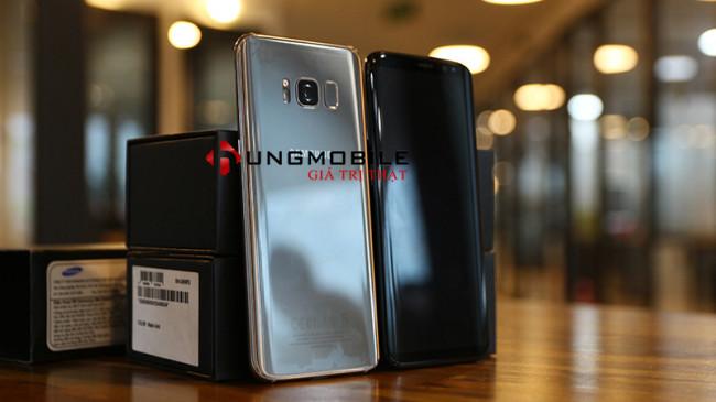 Galaxy S8 Plus Hàn 64GB Mới Fullbox (ĐBH)