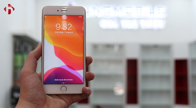 iPhone 6s Plus 64GB Quốc Tế (Đẹp 99%)