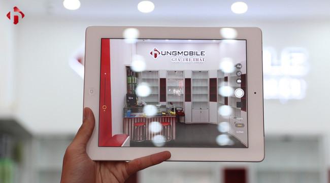 iPad 4 Quốc Tế 4G+Wifi 16GB (Đẹp 99%)