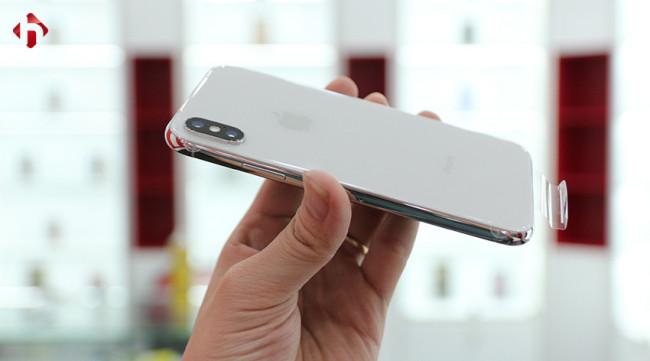 iPhone X 64GB Mới 100% Đổi Bảo Hành (Chưa Active)