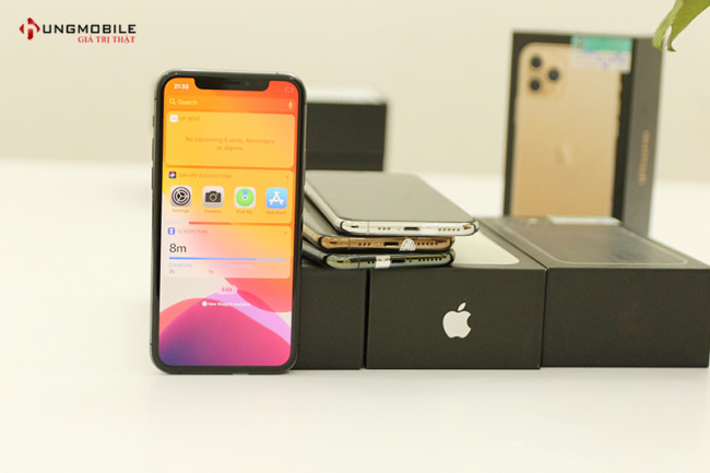 iPhone 11 Pro 256GB Quốc Tế Likenew Fullbox (Đẹp Như Mới)