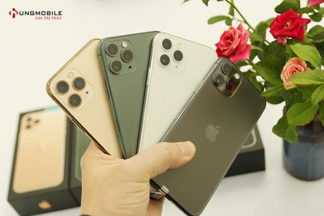 iPhone 11 Pro 256GB Quốc Tế New Fullbox (Chưa Active)