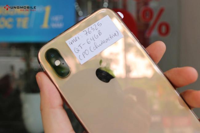 iPhone Xs 64GB Quốc Tế New CPO (Chưa Active)