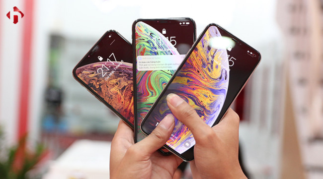 iPhone Xs Max 512GB Quốc Tế (Đẹp 99%)