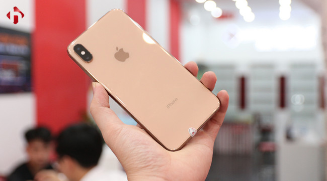 iPhone Xs Max 512GB Quốc Tế Likenew Fullbox (Đẹp Như Mới)