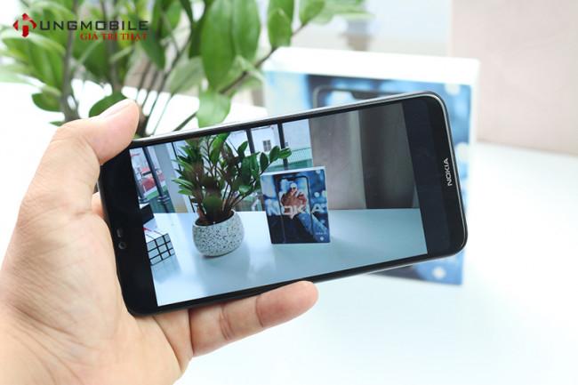 Nokia X6 (2018) 4GB/32GB Likenew đẹp 99%, Fullbox