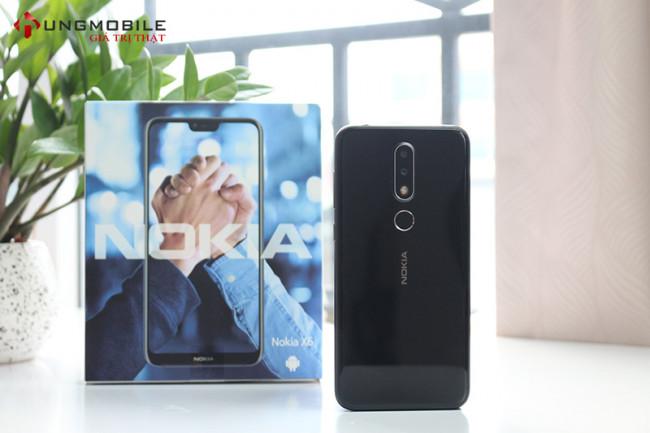 Nokia X6 (2018) 6GB/64GB Likenew Fullbox