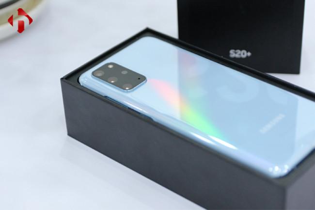 Galaxy S20 Plus Chính Hãng 8GB/128GB Mới Nguyên Seal
