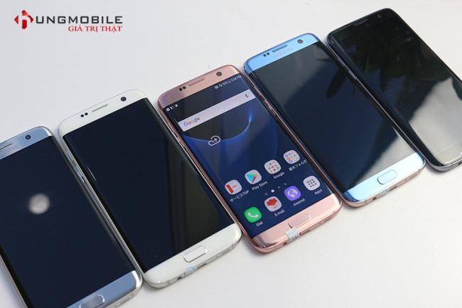 Galaxy S7 Edge Nhật 32GB Likenew
