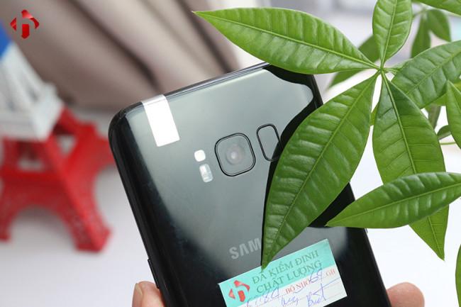 Galaxy S8 Plus 64GB Quốc Tế Likenew (Đẹp 99%)