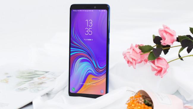 Galaxy A9 128GB Chính Hãng 2018