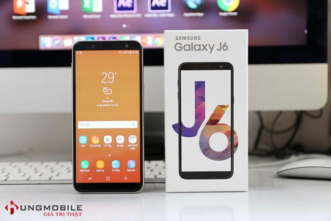 Samsung Galaxy J6 2018 Chính Hãng FPT
