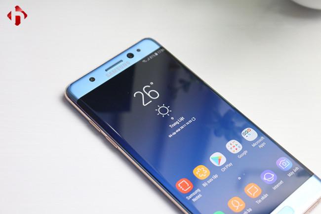 Galaxy Note FE Quốc Tế 2 Sim Mới Fullbox