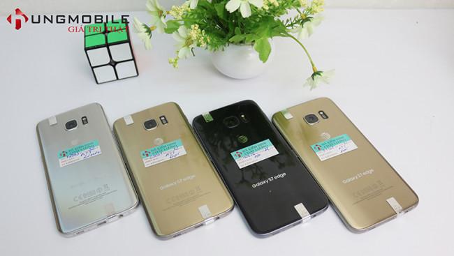 Galaxy S7 Edge Mỹ 32GB Likenew