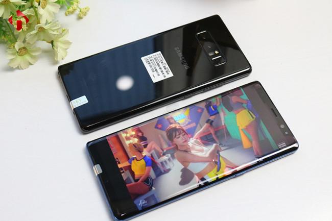 Galaxy Note 8 Hàn 64GB Likenew Fullbox