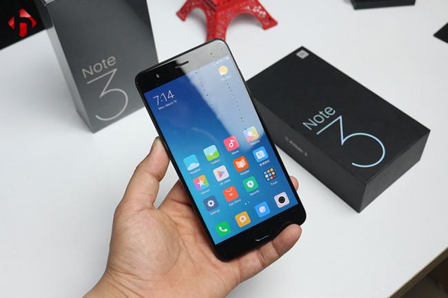 Xiaomi Mi Note 3 2017 64GB (Ram 4GB) Mới Nguyên Seal