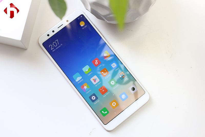 thiết ké Xiaomi Mi 6X