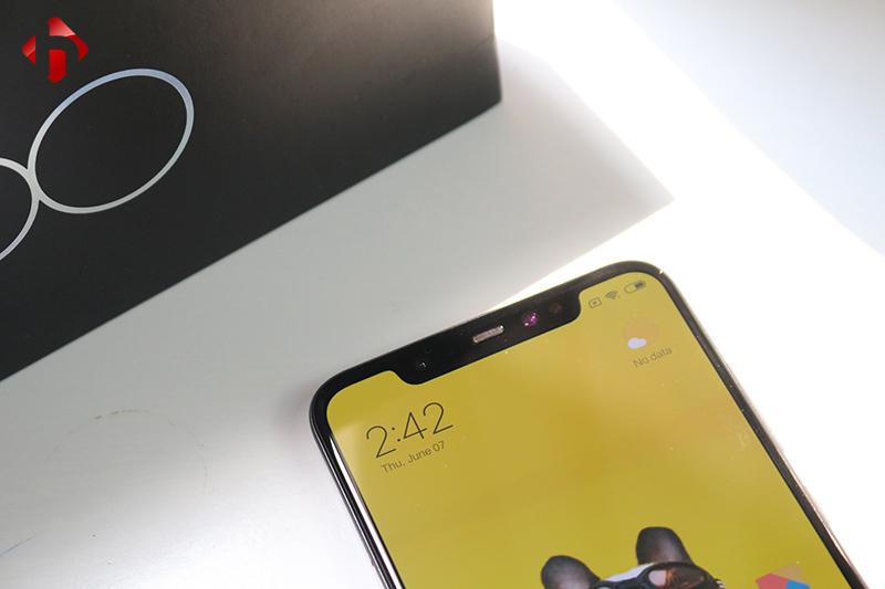 Camera AI trên Xiaomi Mi 8