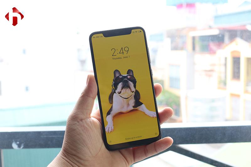 Xiaomi Mi 8 xách tay