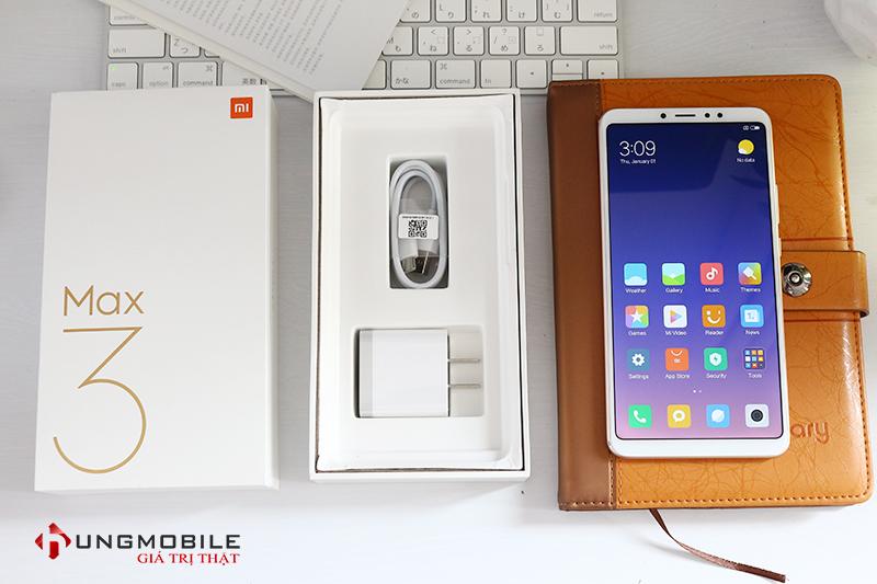 Xiaomi Mi Max 3 giá rẻ nhất
