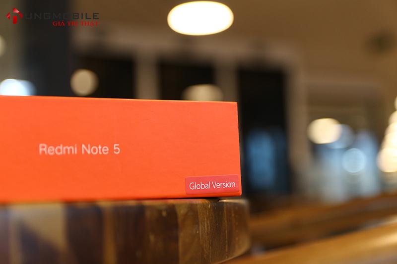 Redmo Note 5 chính hãng giá rẻ